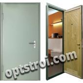Входная металлическая дверь. Модель Н10-02
