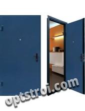 Входная металлическая дверь. Модель Н10-09