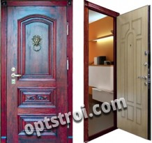 Входная металлическая дверь. Модель А397-02