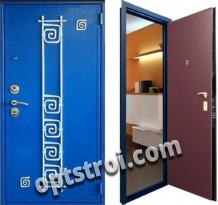 Входная металлическая дверь. Модель А491-04