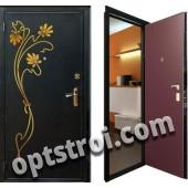 Входная металлическая дверь. Модель А492-04