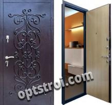 Входная металлическая дверь. Модель А496-04