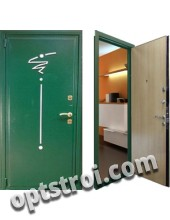 Входная металлическая дверь. Модель А497-04