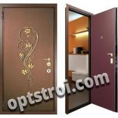 Входная металлическая дверь. Модель А498-04