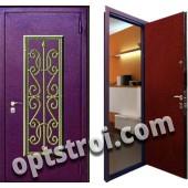 Входная металлическая дверь. Модель А510-04