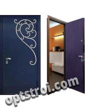 Входная металлическая дверь. Модель А514-04
