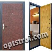 Входная металлическая дверь. Модель А554-05