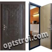 Входная металлическая дверь в квартиру Модель А590-06