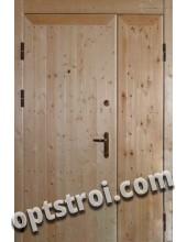 Металлическая дверь для дачи - модель Д10-40