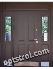 Входная металлическая  дверь  модель - ТП-010
