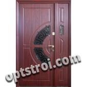 Нестандартная входная металлическая дверь Т10-06