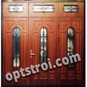 Нестандартная входная металлическая дверь Т900-01