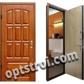Входная металлическая дверь в загородный дом. Модель А197-02
