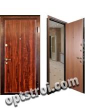 Входная металлическая дверь в загородный дом. Модель А602-07