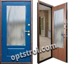 Входная металлическая дверь в загородный дом. Модель А616-08