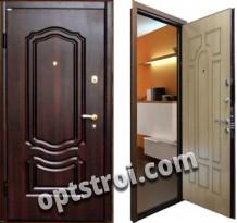 Входная металлическая дверь в частный дом. Модель А205-01