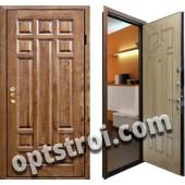 Входная металлическая дверь в коттедж или квартиру. Модель А402-02