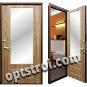 Входная металлическая дверь в коттедж. Модель А625-08