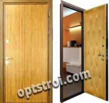 Входная металлическая дверь в квартиру. Модель А591-07