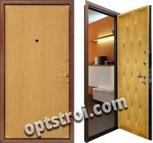 Входная металлическая дверь в квартиру. Модель А596-07