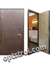 Входная металлическая дверь для дачи. Модель А455-04