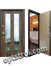 Входная металлическая дверь загородный дом. Модель А624-08