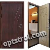 Входная металлическая дверь. Модель А225-01