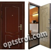 Входная металлическая дверь. Модель А262-01