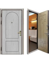 Входная металлическая дверь. Модель А268-01
