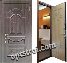 Входная металлическая дверь. Модель А317-01