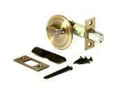 Задвижки металлические для входных дверей
