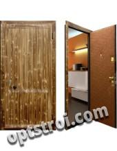 Металлическая дверь для дачи - модель Д10-30