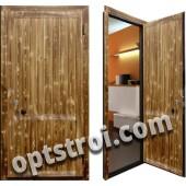Металлическая дверь для дачи - модель Д10-31