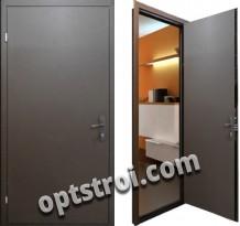Металлическая дверь для дачи - модель Д10-32