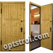 Металлическая дверь для дачи - модель Д10-34