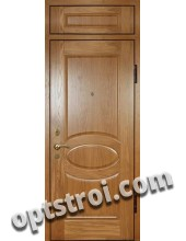 Элитная входная металлическая дверь 011