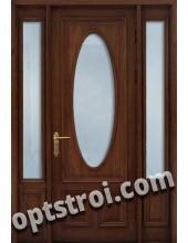 Элитная входная металлическая дверь 023