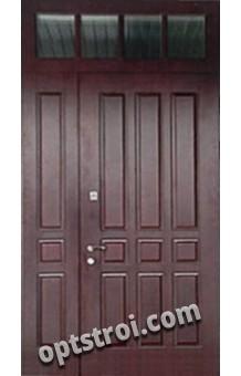 Нестандартная  металлическая дверь. Модель Карлхорст