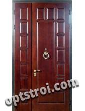 Теплая металлическая входная дверь для дома - модель 899