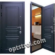 Входная металлическая дверь с повышенной тепло-шумоизоляцией - модель 870