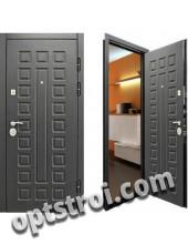 Входная металлическая дверь с повышенной тепло-шумоизоляцией - модель 871