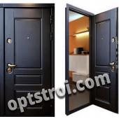 Входная металлическая дверь с повышенной тепло-шумоизоляцией - модель 878