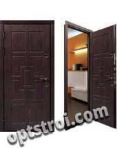 Входная металлическая дверь с повышенной тепло-шумоизоляцией - модель 880