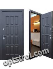 Входная металлическая дверь с повышенной тепло-шумоизоляцией - модель 882