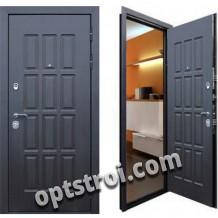 Входная металлическая дверь с повышенной тепло-шумоизоляцией