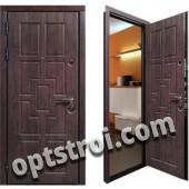 Входная металлическая дверь с повышенной тепло-шумоизоляцией - модель 884