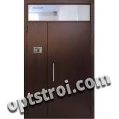 Входная металлическая дверь 10-007