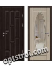 Входная металлическая дверь для офиса ДОФ-016