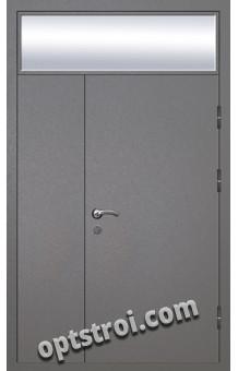 Входная металлическая дверь для офиса ДОФ-018