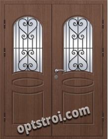 Входная металлическая дверь для офиса ДОФ-020